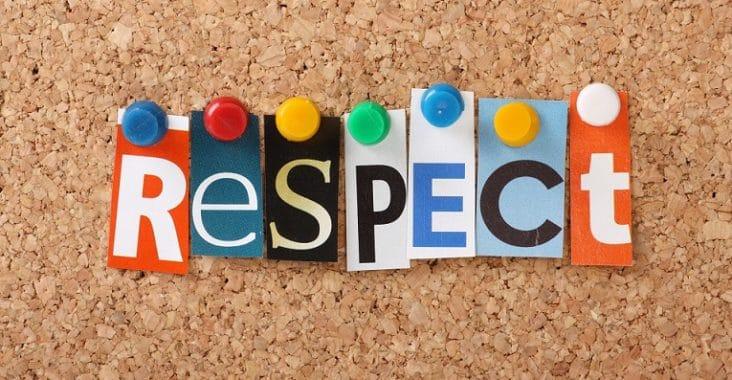 10 citations respect