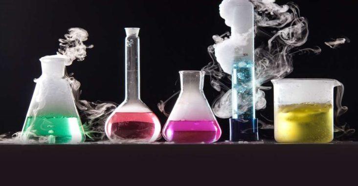 expériences chimie fascinantes