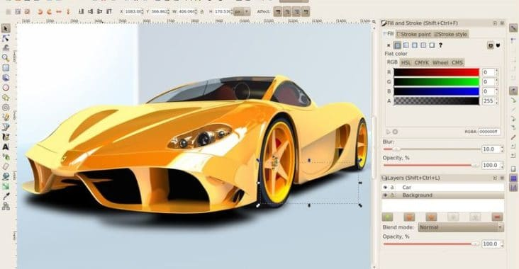 meilleurs logiciels de dessin en ligne