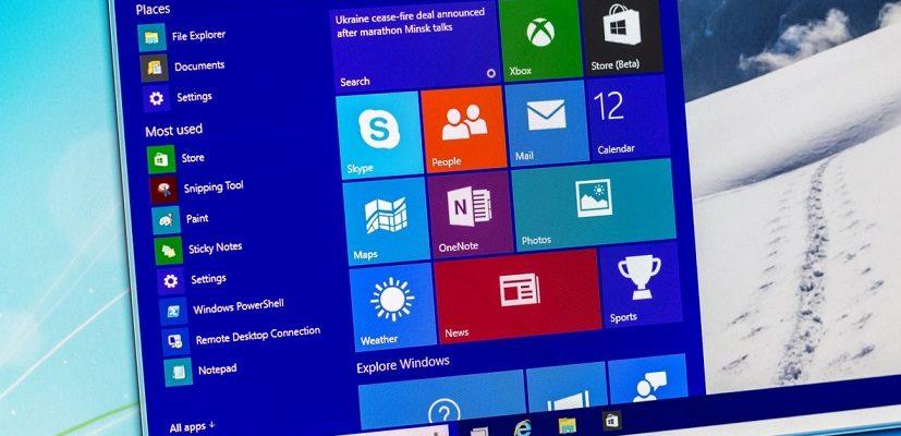paramètres windows 10 plus rapide