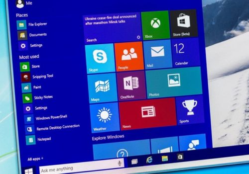 paramètres windows 10 plus rapide