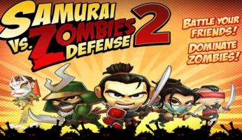 jouer à Samurai vs Zombies Defense 2
