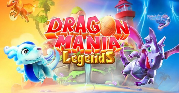 télécharger Dragon Mania Legends