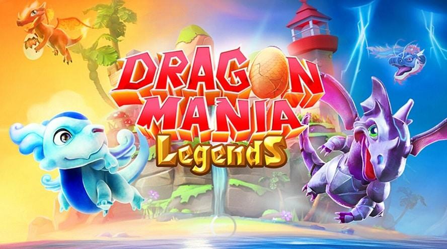 télécharger Dragon Mania Legends