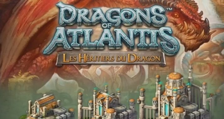 télécharger Dragons of Atlantis les Héritiers du Dragon
