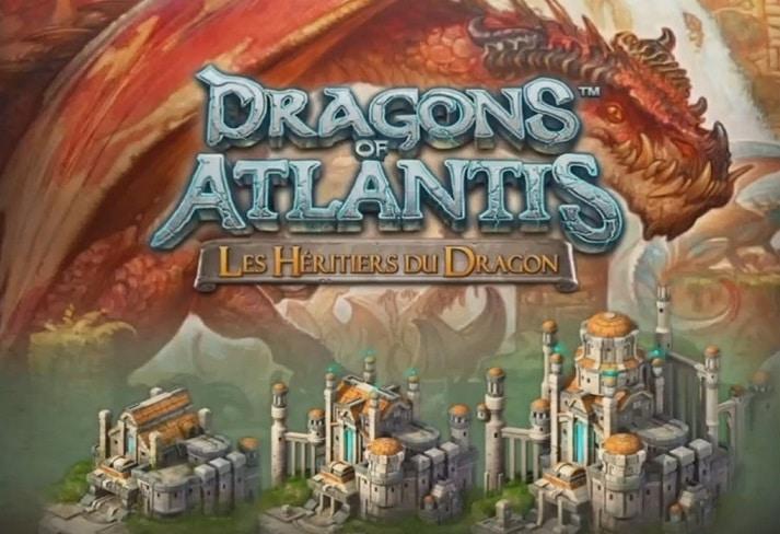 télécharger Dragons of Atlantis les Héritiers du Dragon