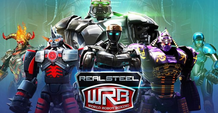 télécharger Real Steel World Robot Boxing