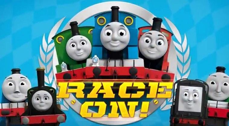 télécharger Thomas and friends race