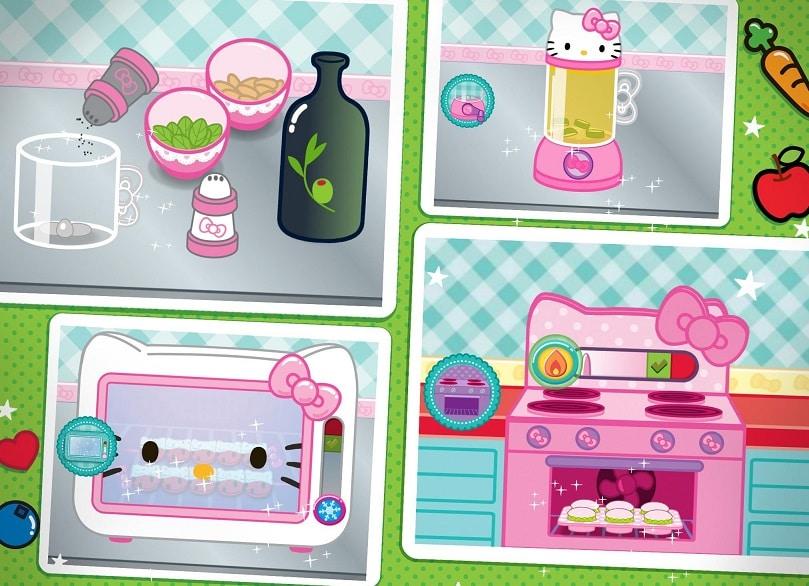 télécharger boîte à déjeuner Hello Kitty