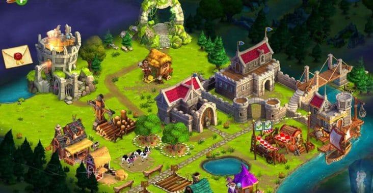 télécharger castleville legends
