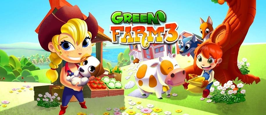 télécharger green farm 3