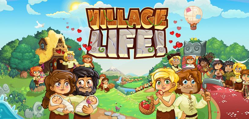télécharger village life love and babies