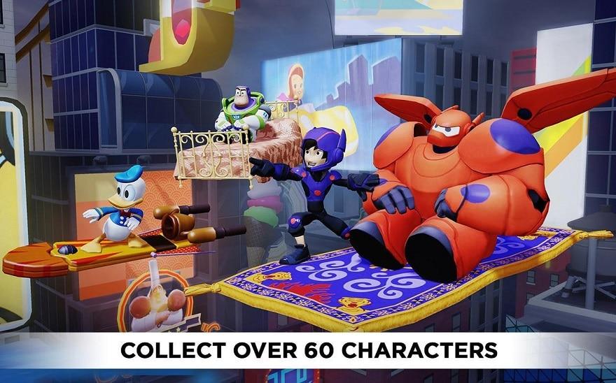 Disney Infinity Jeu Toy Box 2 0
