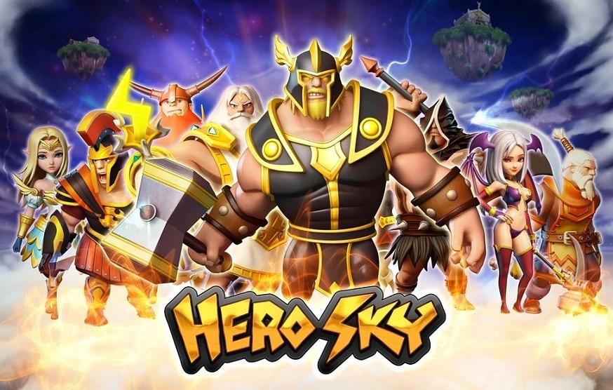 hero sky