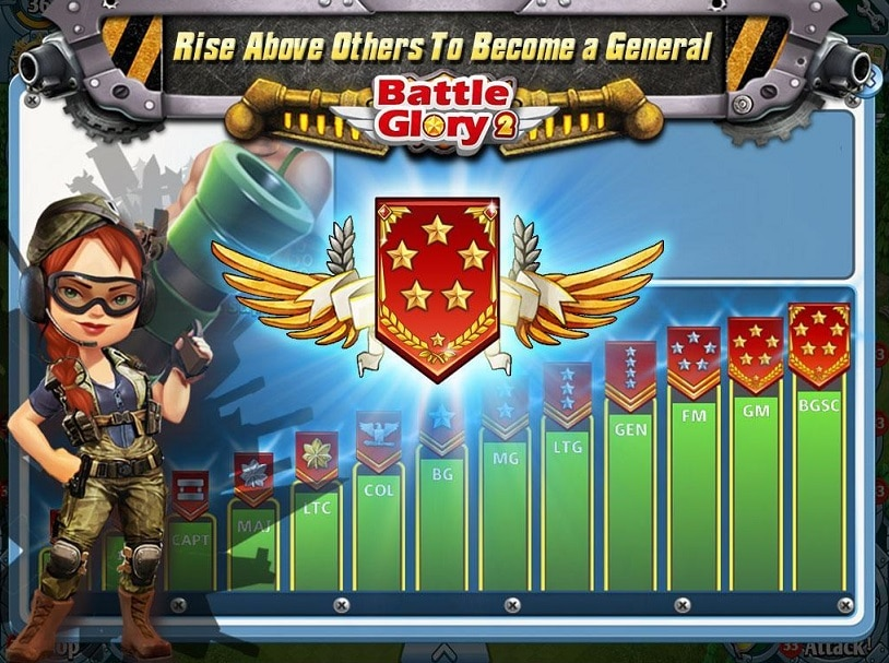 télécharger Battle Glory 2