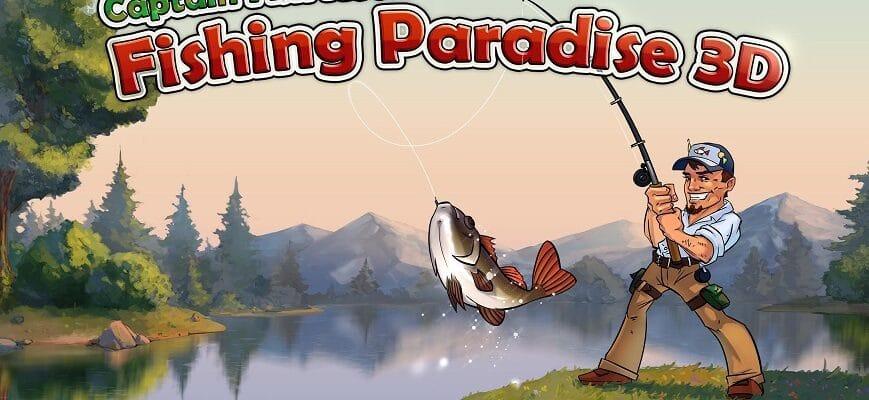 télécharger Fishing Paradise 3D