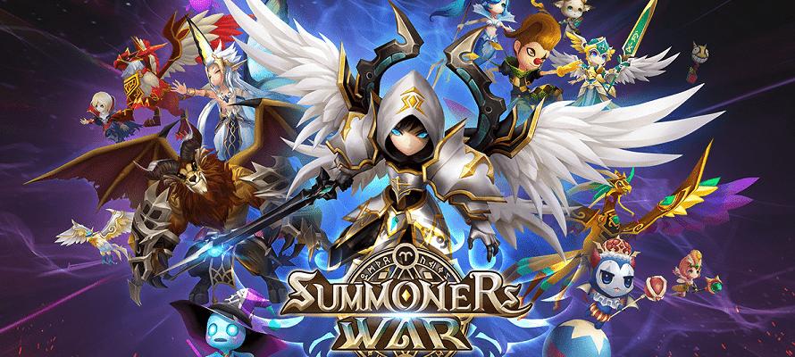 télécharger Summoners War