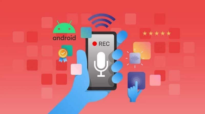 application enregistrer conversation android
