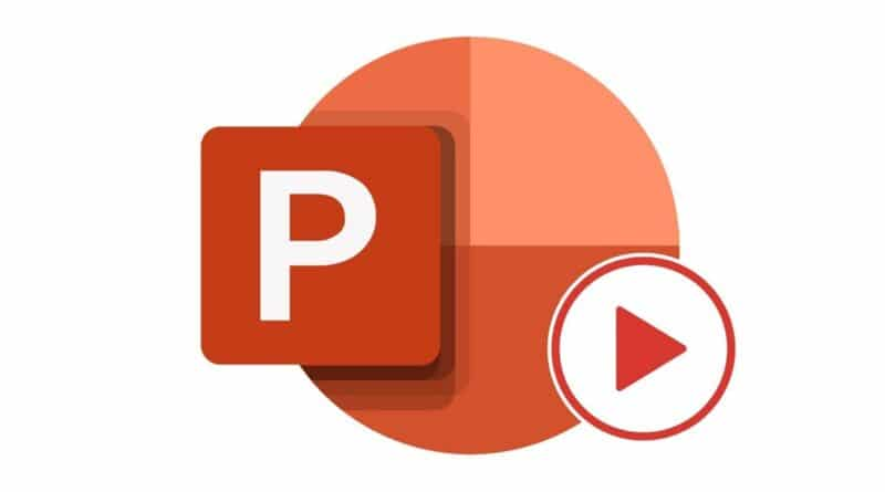 partager powerpoint en vidéo